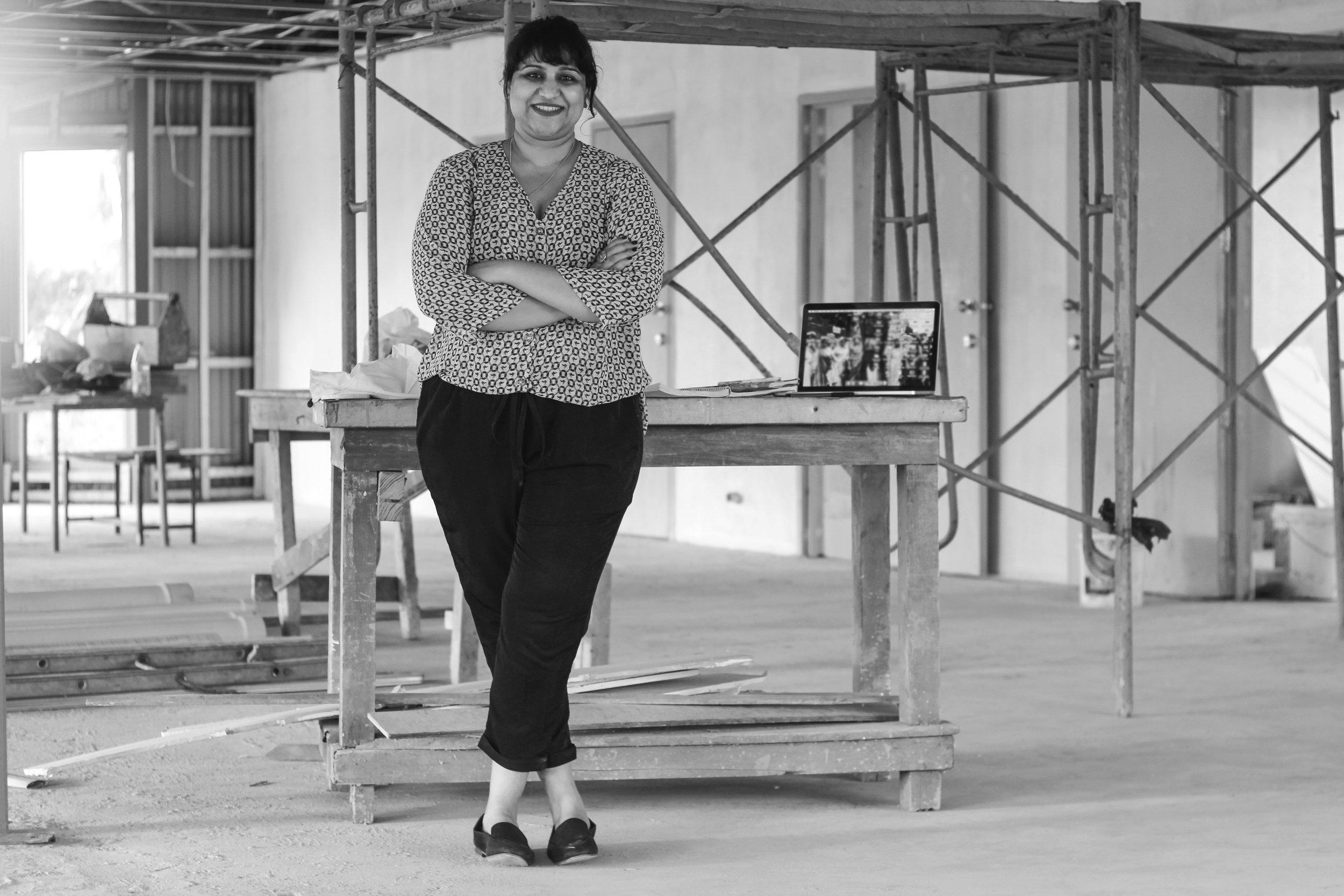 Genda Connections Curator - Sharon Narayan