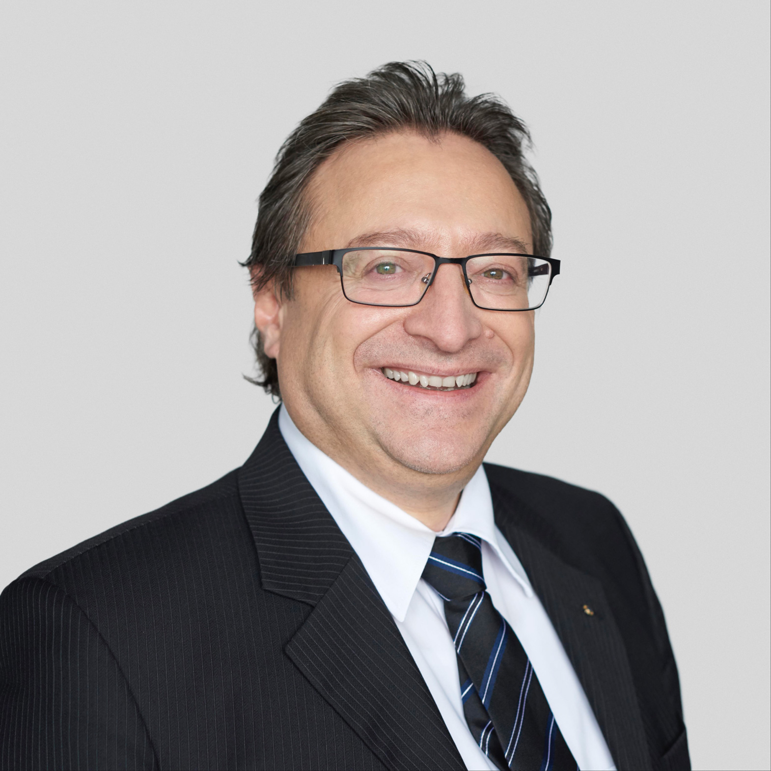 Bruno Tringaniello  (*1965)  Member of the board  · Swiss Certified Public Accountant specialized in tax counselling  · Master of Advanced Studies (MAS) in Business Law  · Licensed Audit Expert by the FAOA  · Member of EXPERTsuisse, Swiss Institute of Certified Accountants and Tax Experts  · Member of the chamber of admitted tax consultants Südbaden