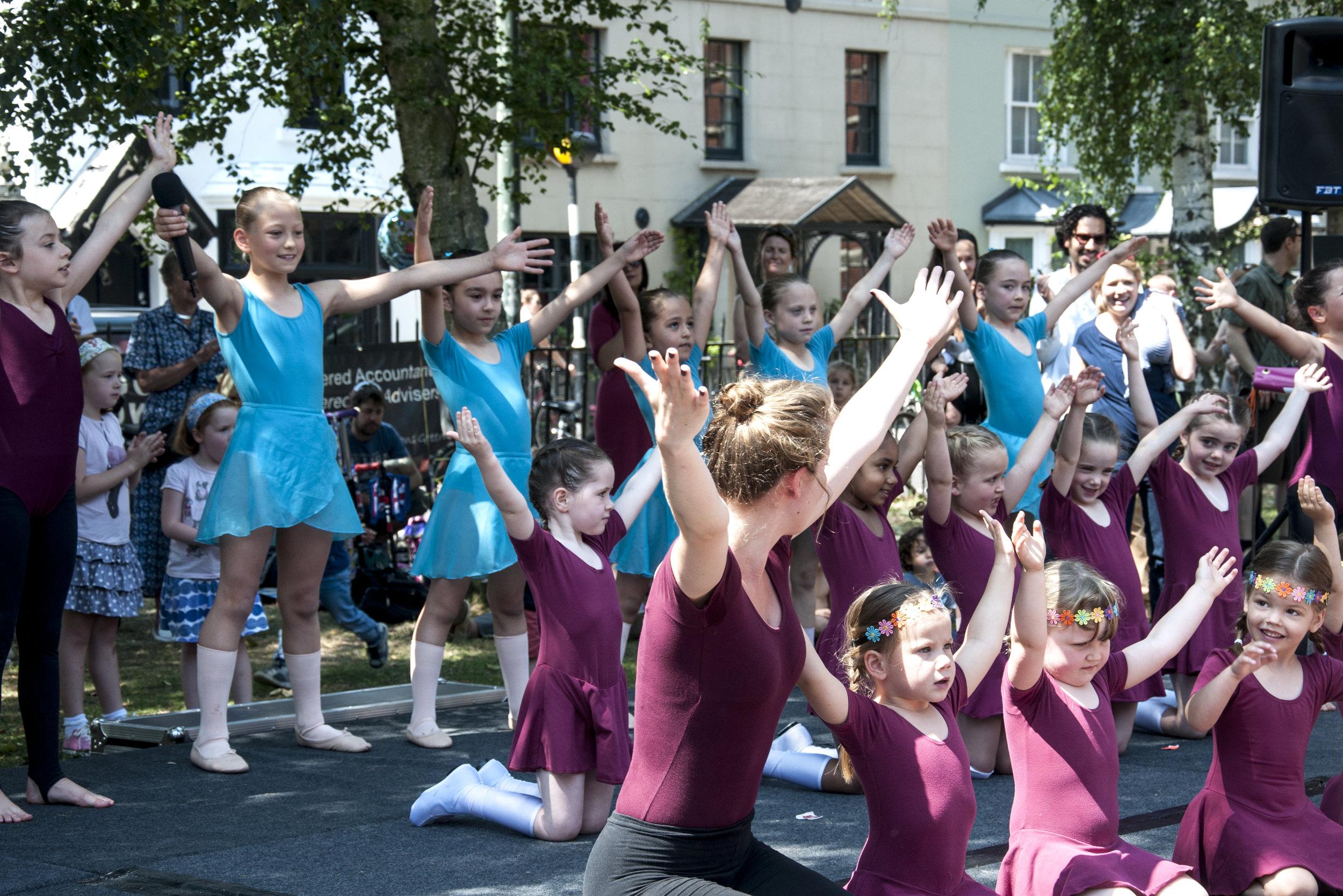 Barnes Fair - July 2014