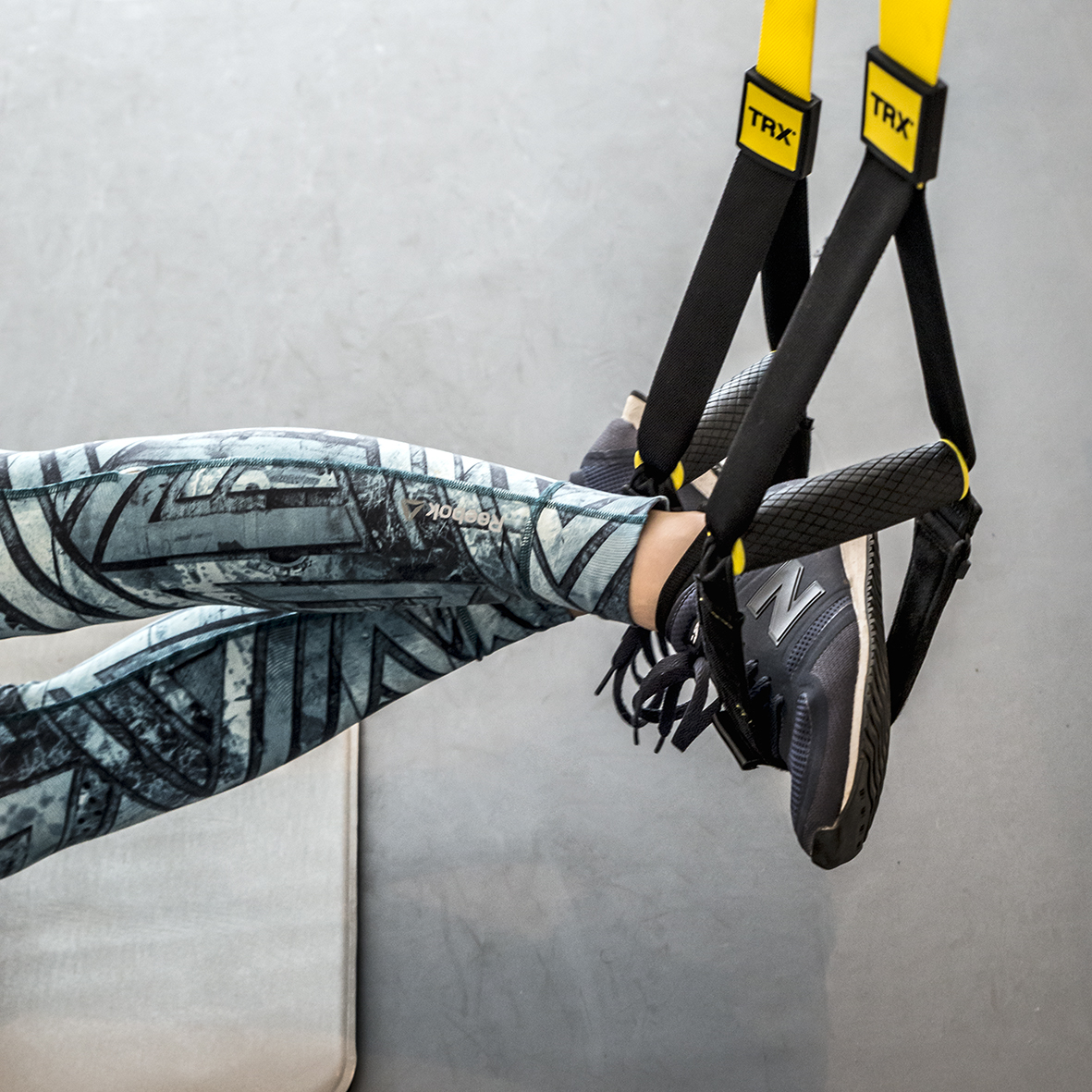 TRX - 'TRX' stands for Total Resistance Exercise. It was created by the US Navy SEALs and requires the use of the TRX Suspension Trainer; a portable performance training tool that leverages gravity and the user's body weight to complete hundreds of exercises.These exercises develop strength, balance, flexibility and core stability simultaneously.