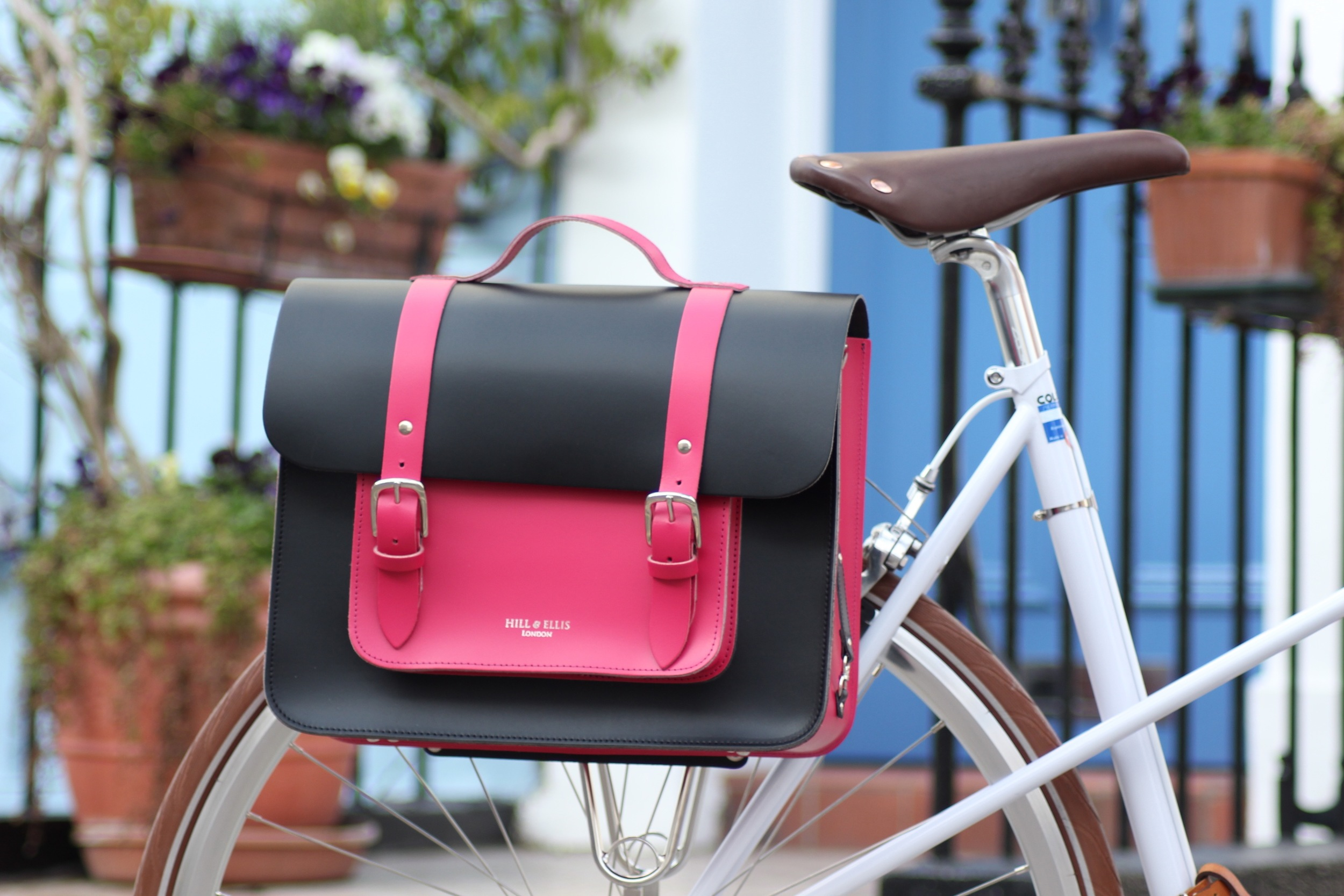 Betty bike Bag