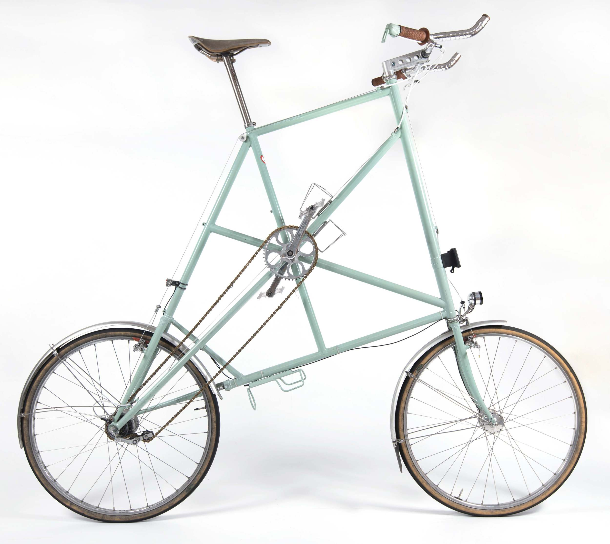 The aptly named Tall Bike by Peter Georgallou, photographed by Ben Broomfield