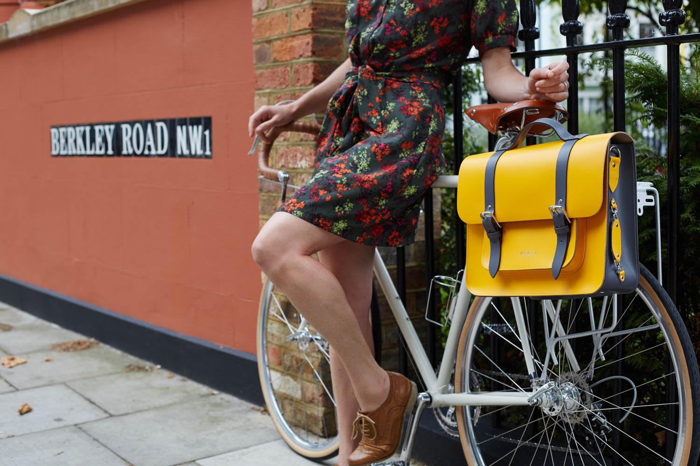 Bradley bike bag women
