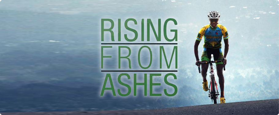 Rising from Ashes - cycling film