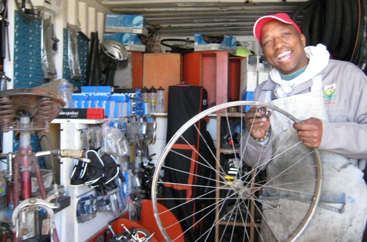 recycle bike charity