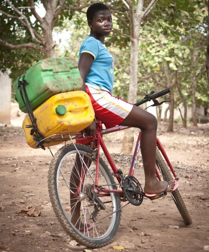 recycle charity bike