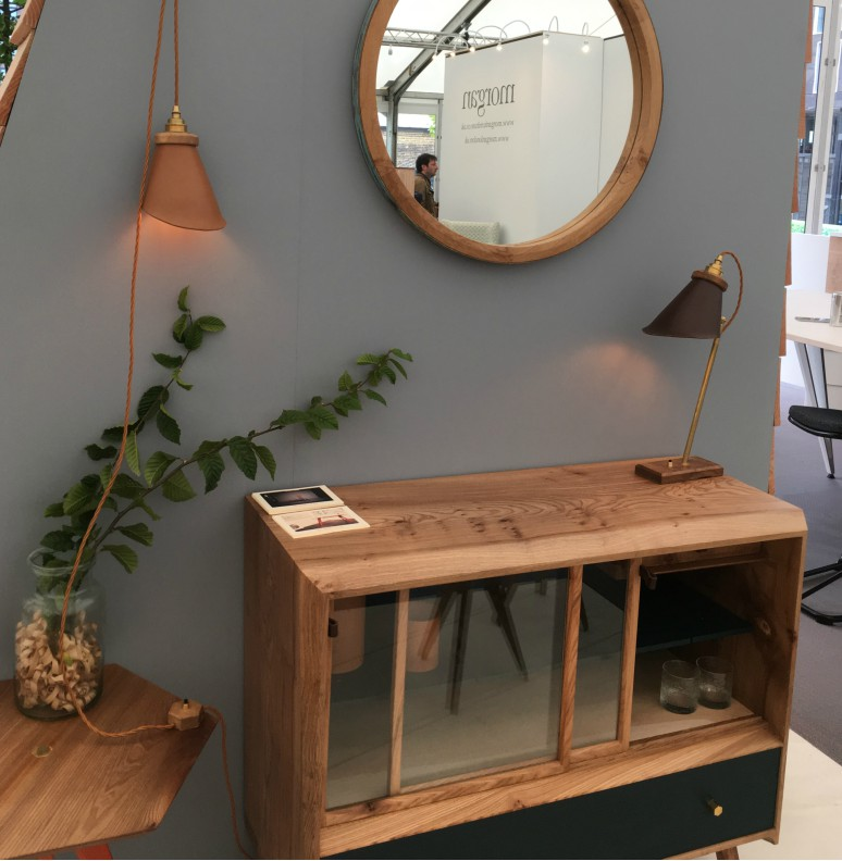 Beautifully crafted furniture from Ted Wood.