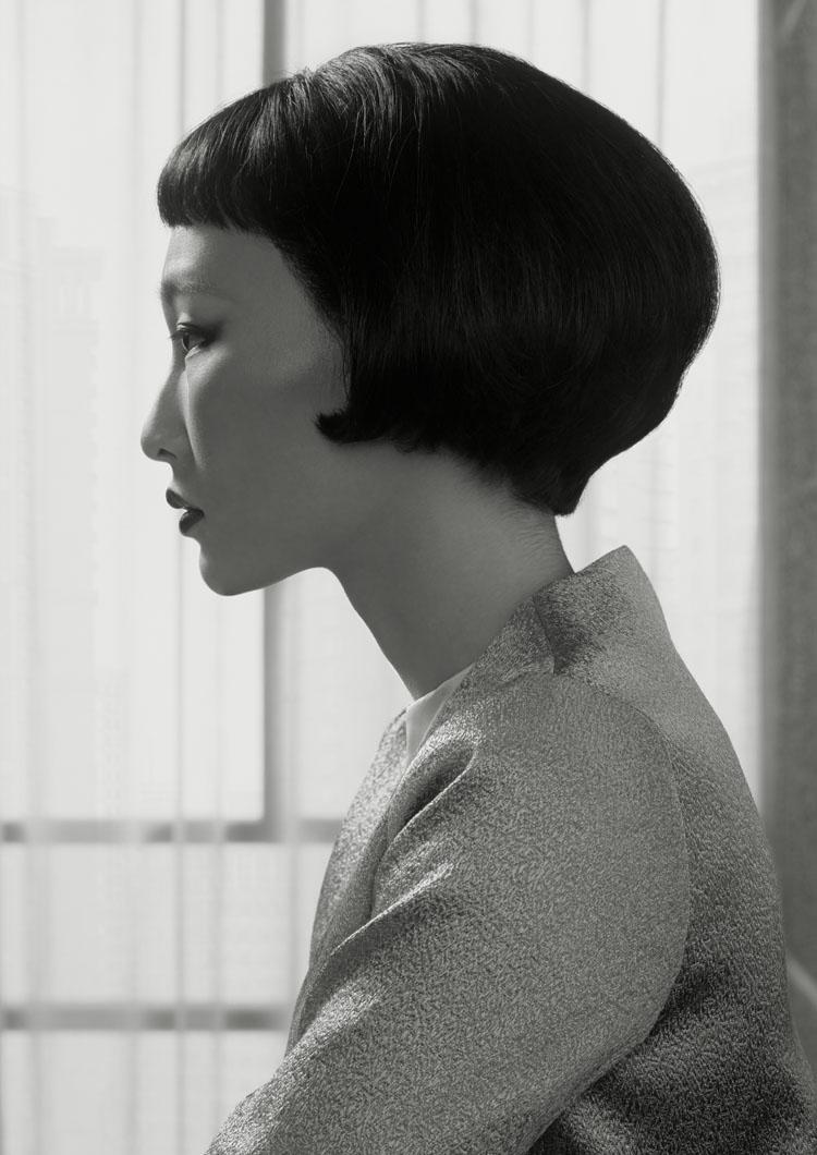 Erwin Olaf, Portrait, Shenzhen , 2015,Paris - Courtesy the artist and Rabouan Moussion Gallery Paris
