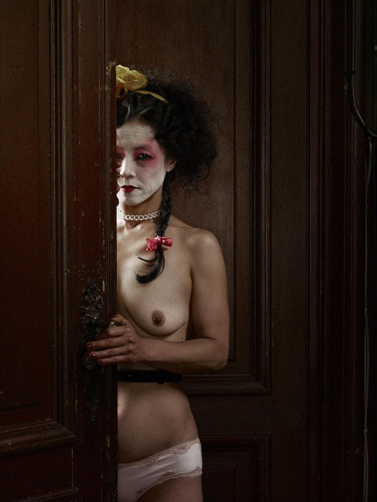 Erwin Olaf, Berlin, Portrait 10, 2012,Paris - Courtesy the artist and Rabouan Moussion Gallery Paris