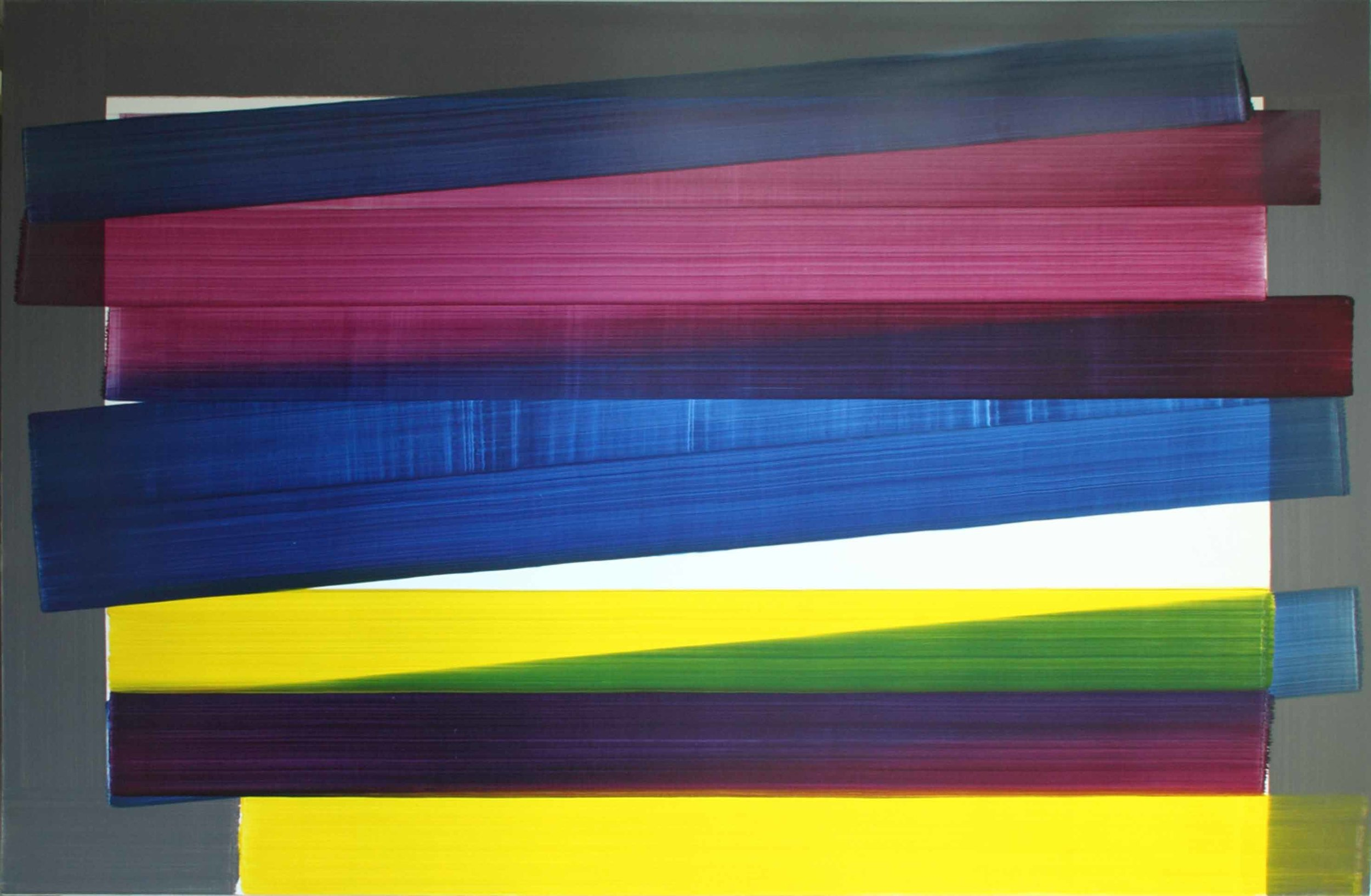 Guillaume Durrieu,  Untitled ,, 2014 - 185 x 270 cm - Courtesy the artist and Rabouan Moussion Gallery Paris