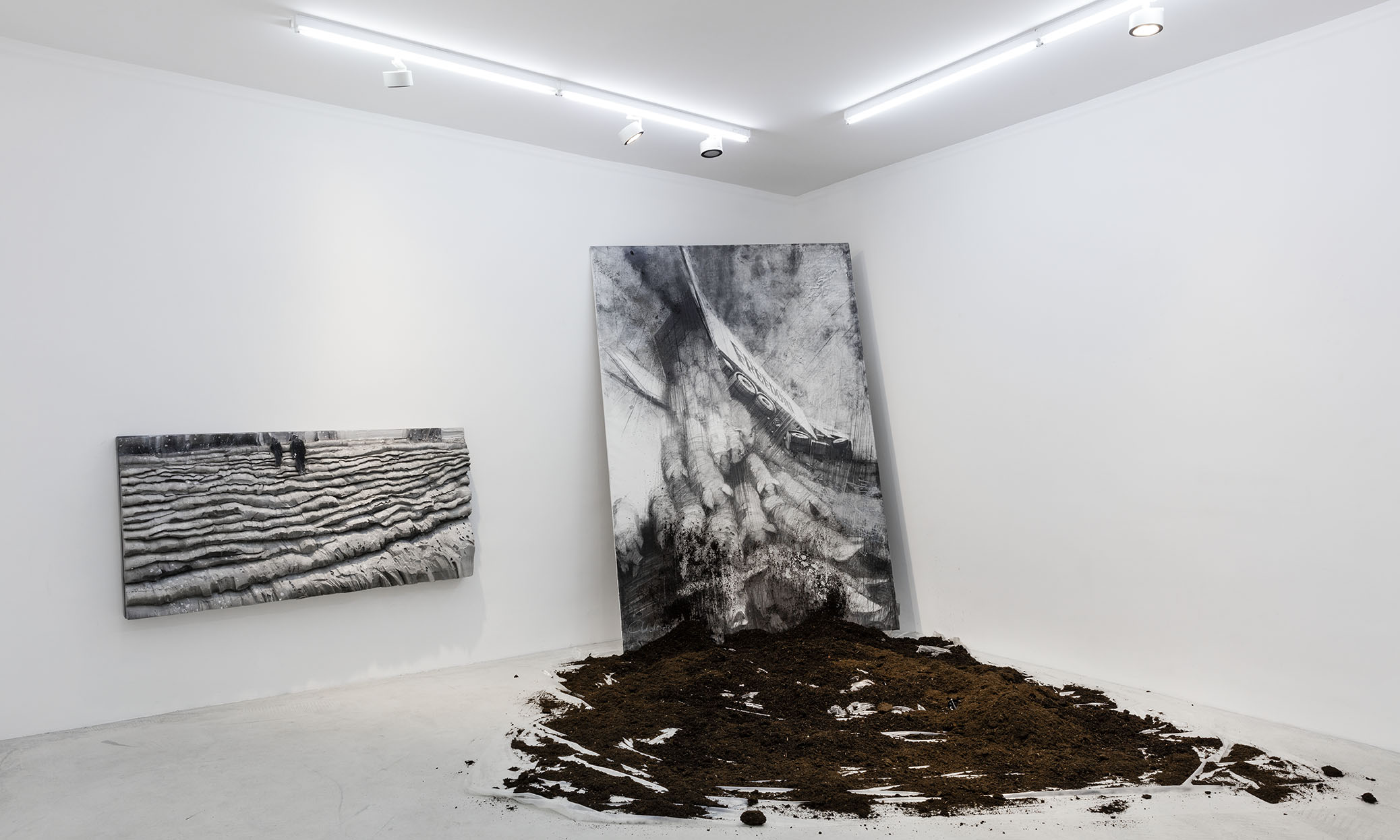 Foreign Lands, Galerie Rabouan Moussion