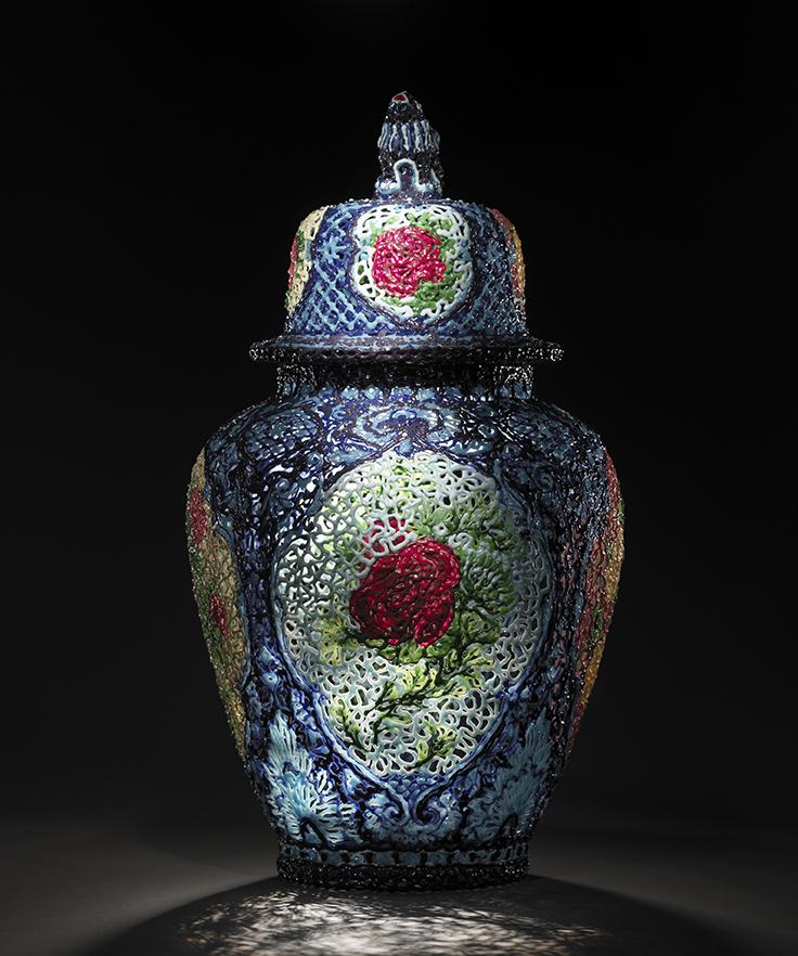 Favour, 2006, 44 cm  Courtesy the artist and Rabouan Moussion Gallery Paris