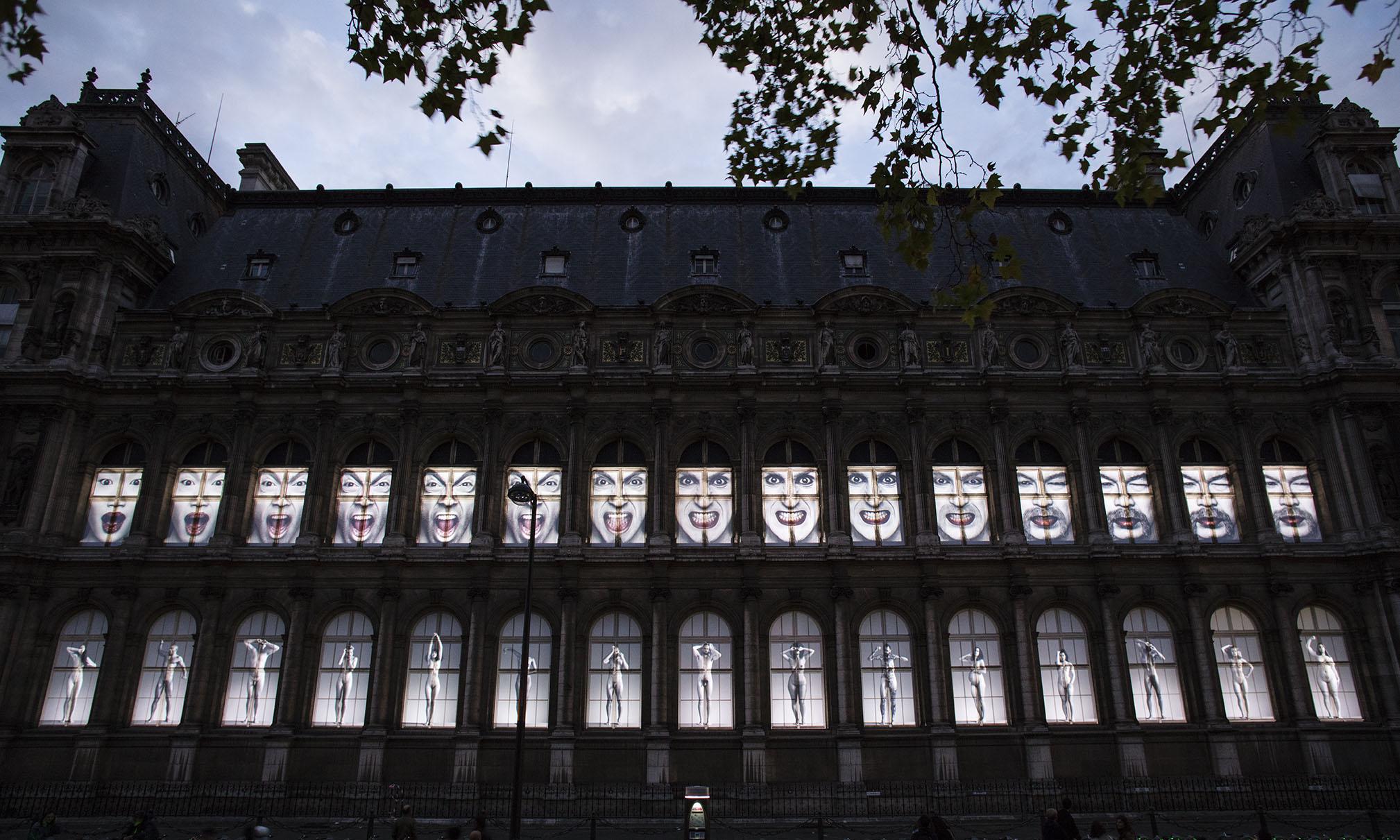 Erwin Olaf, La nuit Blanche 2016,Paris - Courtesy the artist and Rabouan Moussion Gallery Paris