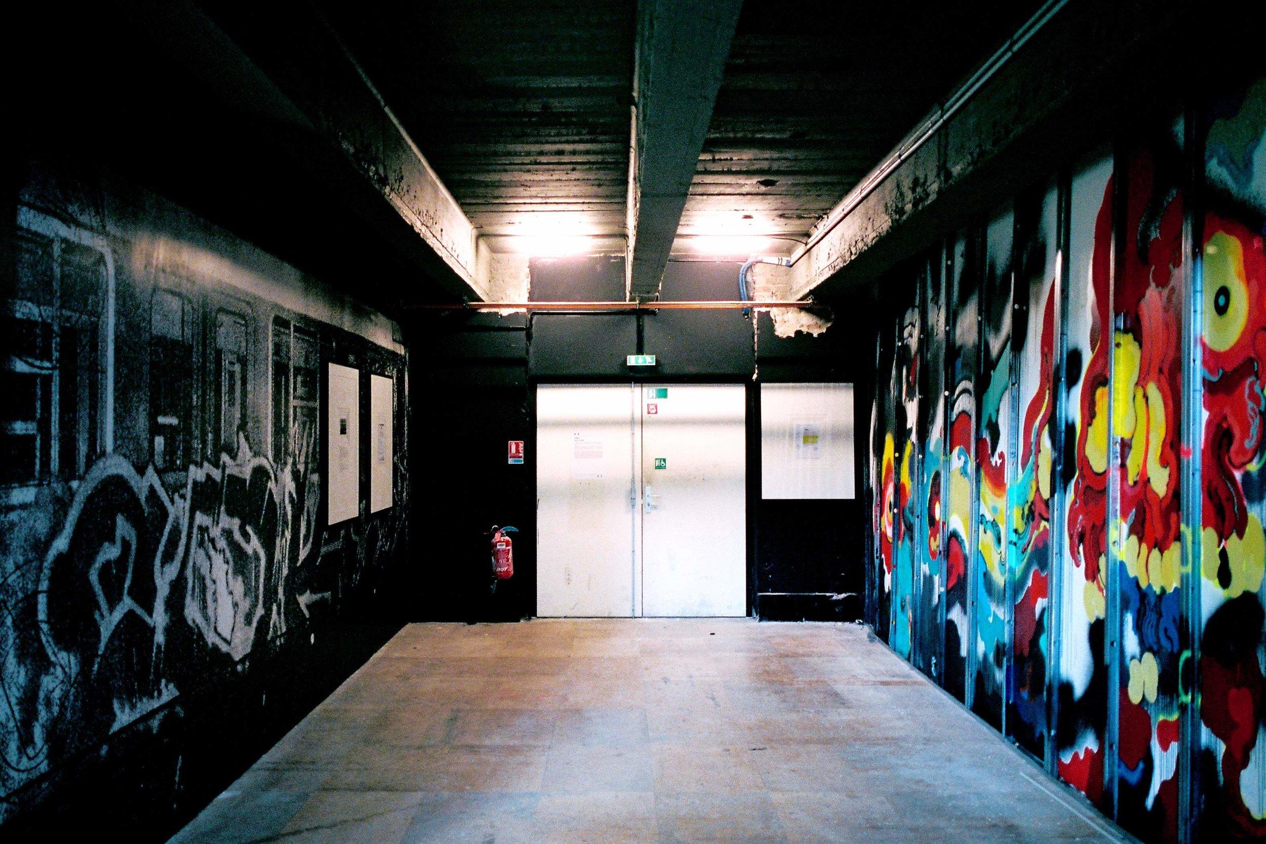 Fabrice Yencko - Palais de Tokyo - Lasco Porject #3
