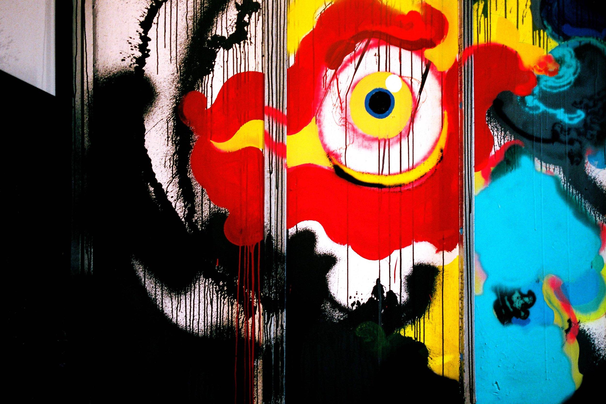Fabrice Yencko - Palais de Tokyo - Lasco Project #3