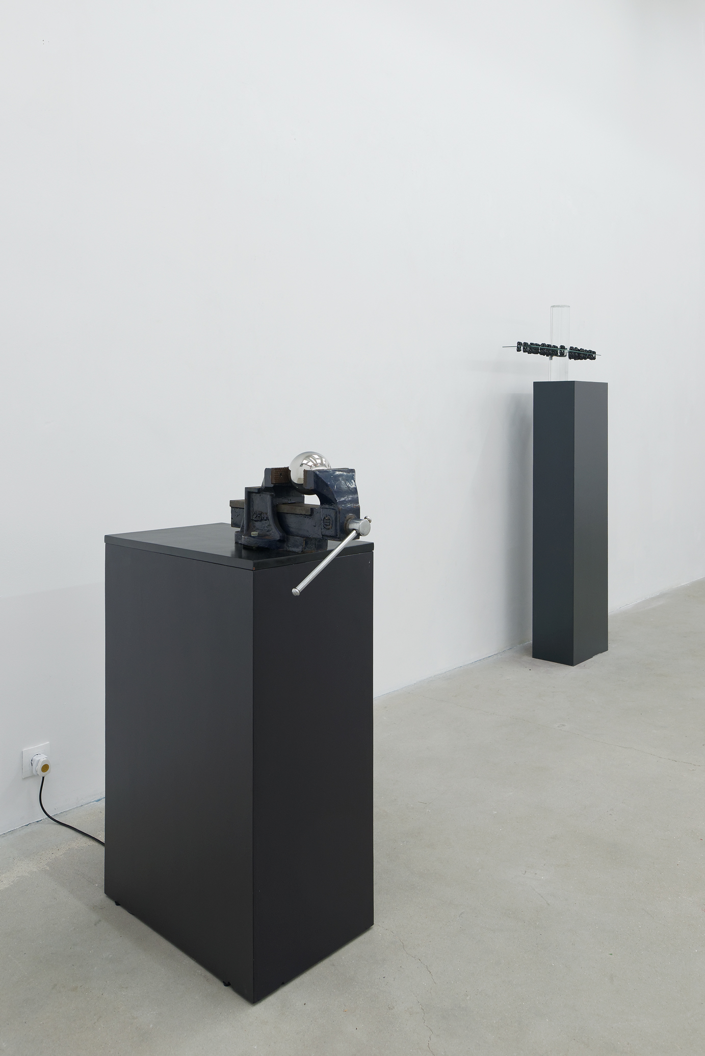 Sunil Gawde, Id-Od, Galerie Rabouan Moussion