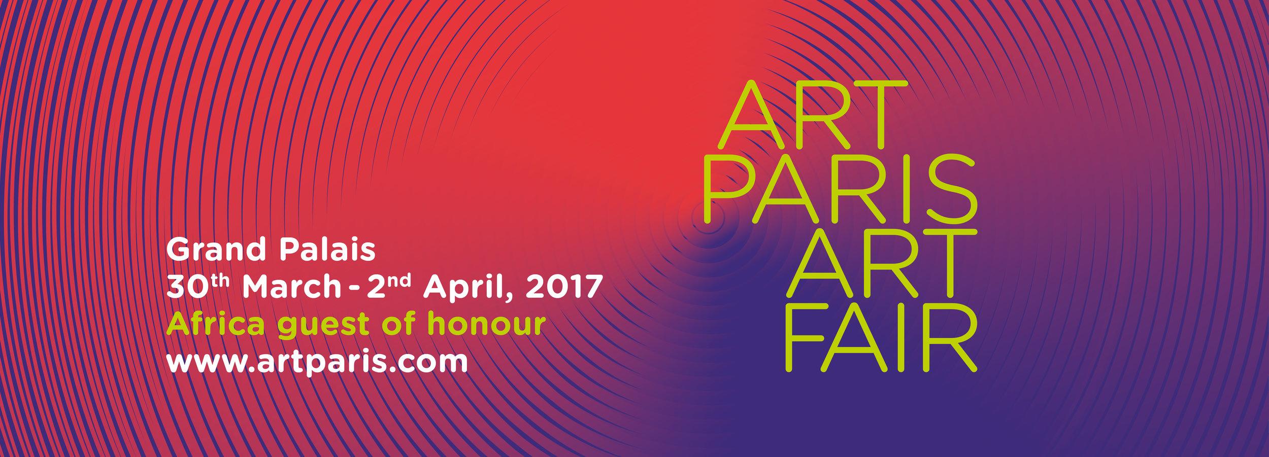 Galerie Rabouan Moussion - Stand C15 - Art Paris Art Fair 2017