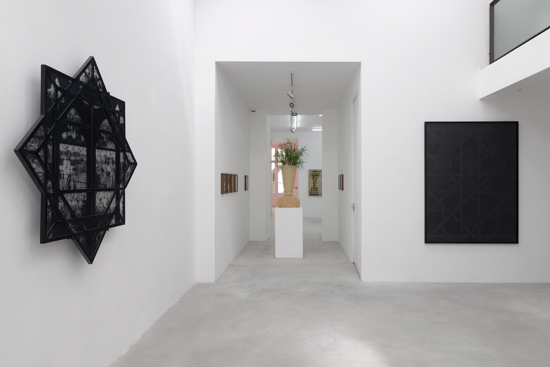 Mehdi-Georges Lahlou, Of the Confused Memory, Galerie Rabouan Moussion