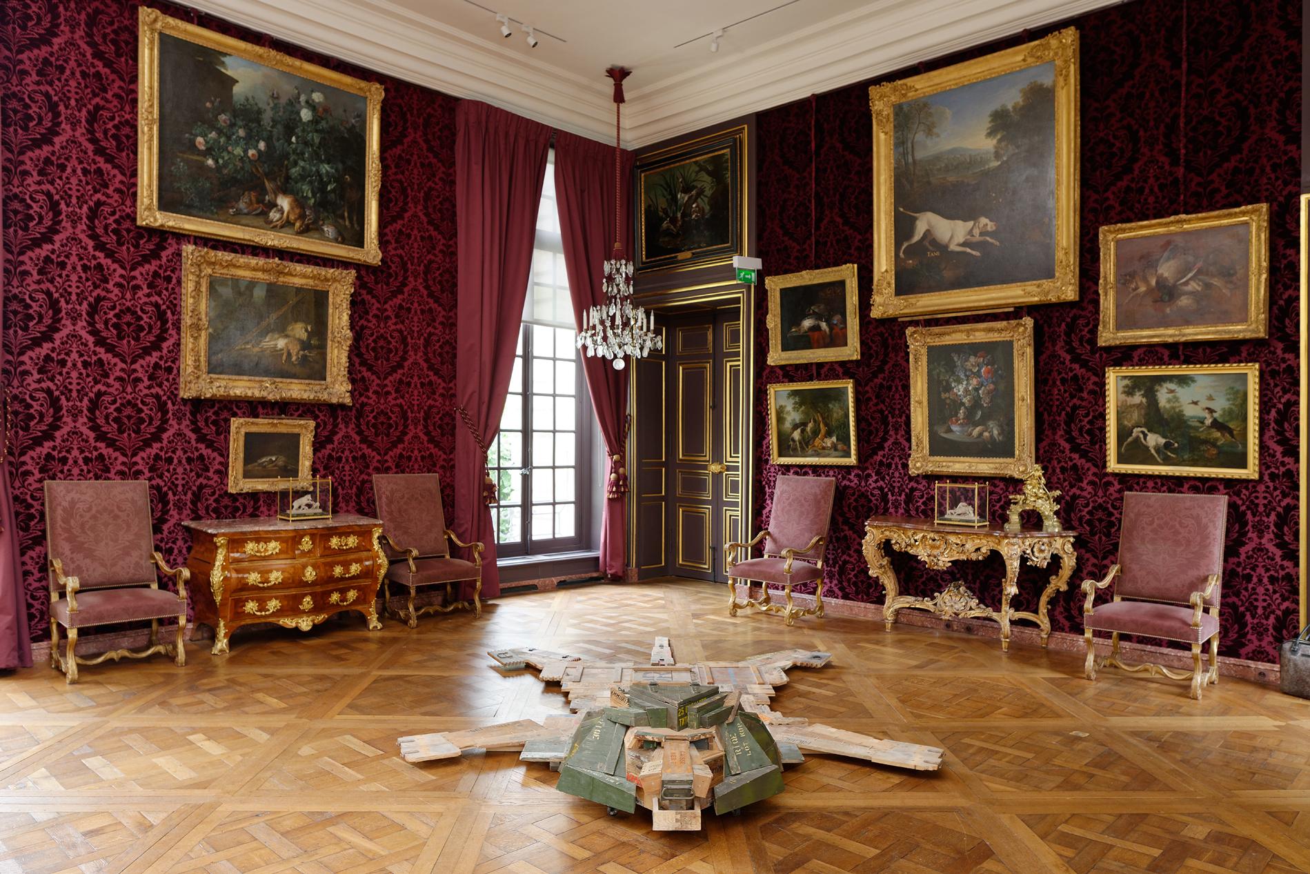 Dimitri Tsykalov - Safarix - Musée de la Chasse - Galerie Rabouan Moussion