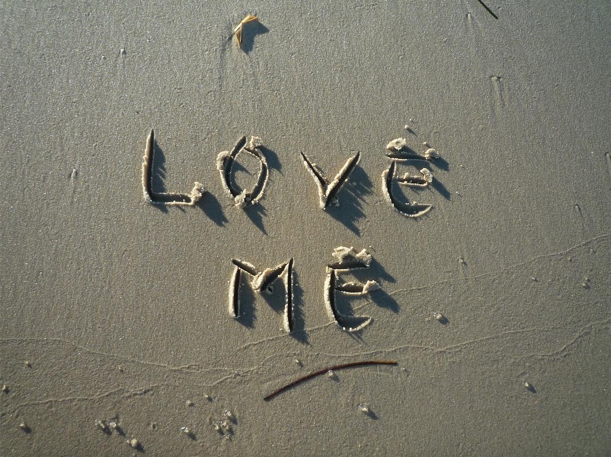 Brigitte Cornand, Love me, 2016