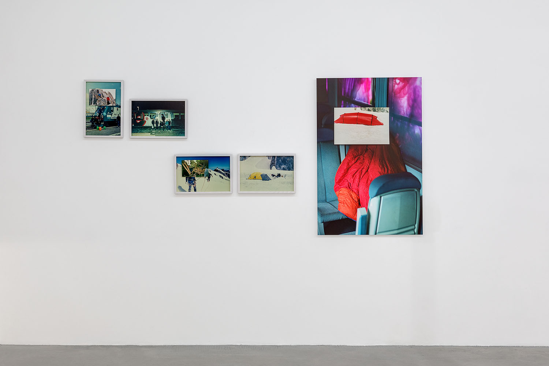 Les Conquérants de l'Inutile, galerie Rabouan Moussion Paris, décembre 2018