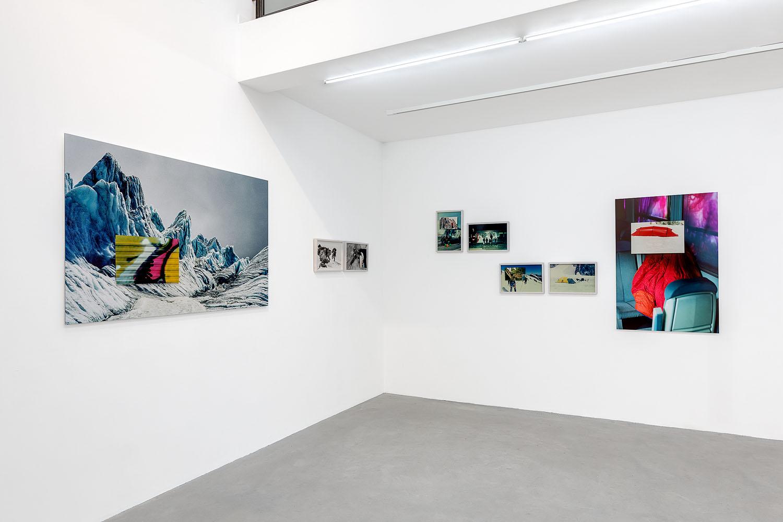 Les Conquérants de l'Inutile, Rabouan Moussion Gallery, Paris