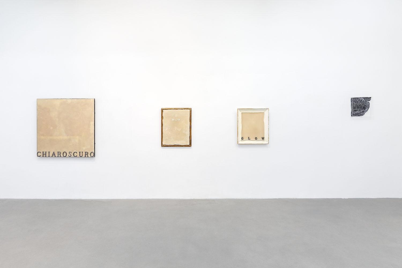 Florence Cantié-Kramer, Mot pour Mot, Galerie Rabouan Moussion