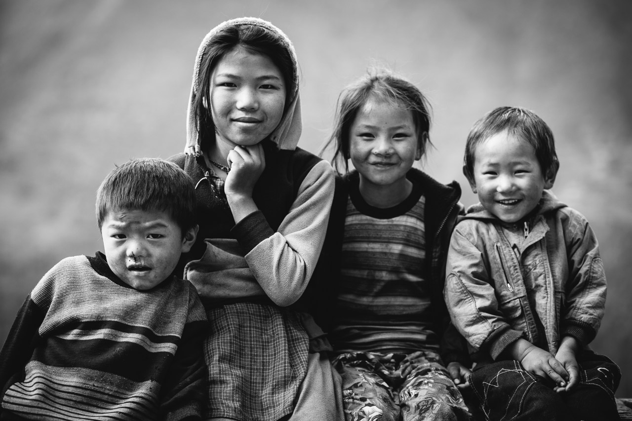 Sherpa Children