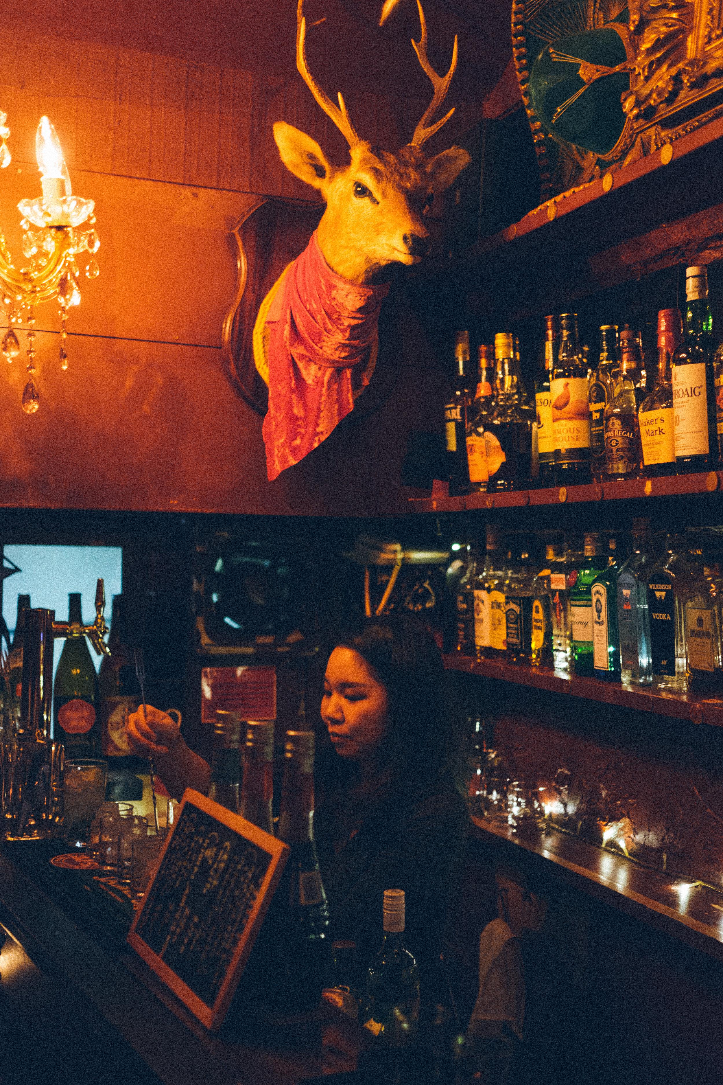 Bar in Golden Gai