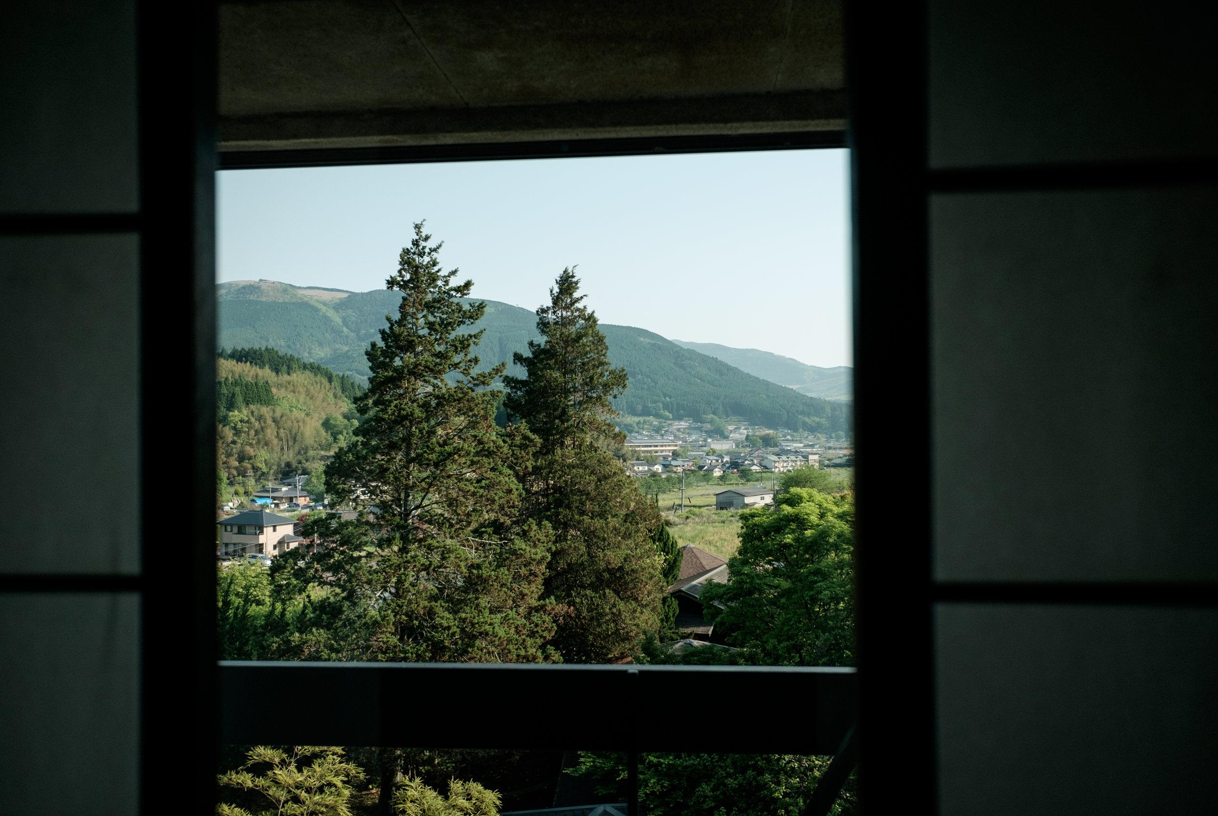 Yufuin View