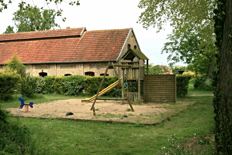 Ranch de la Baie des Phoques Jeux Enfant