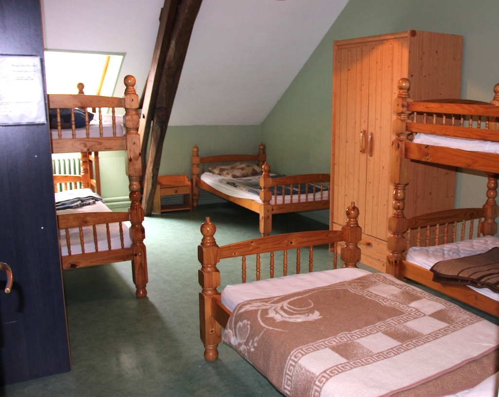 Gîtes de 18 chambre