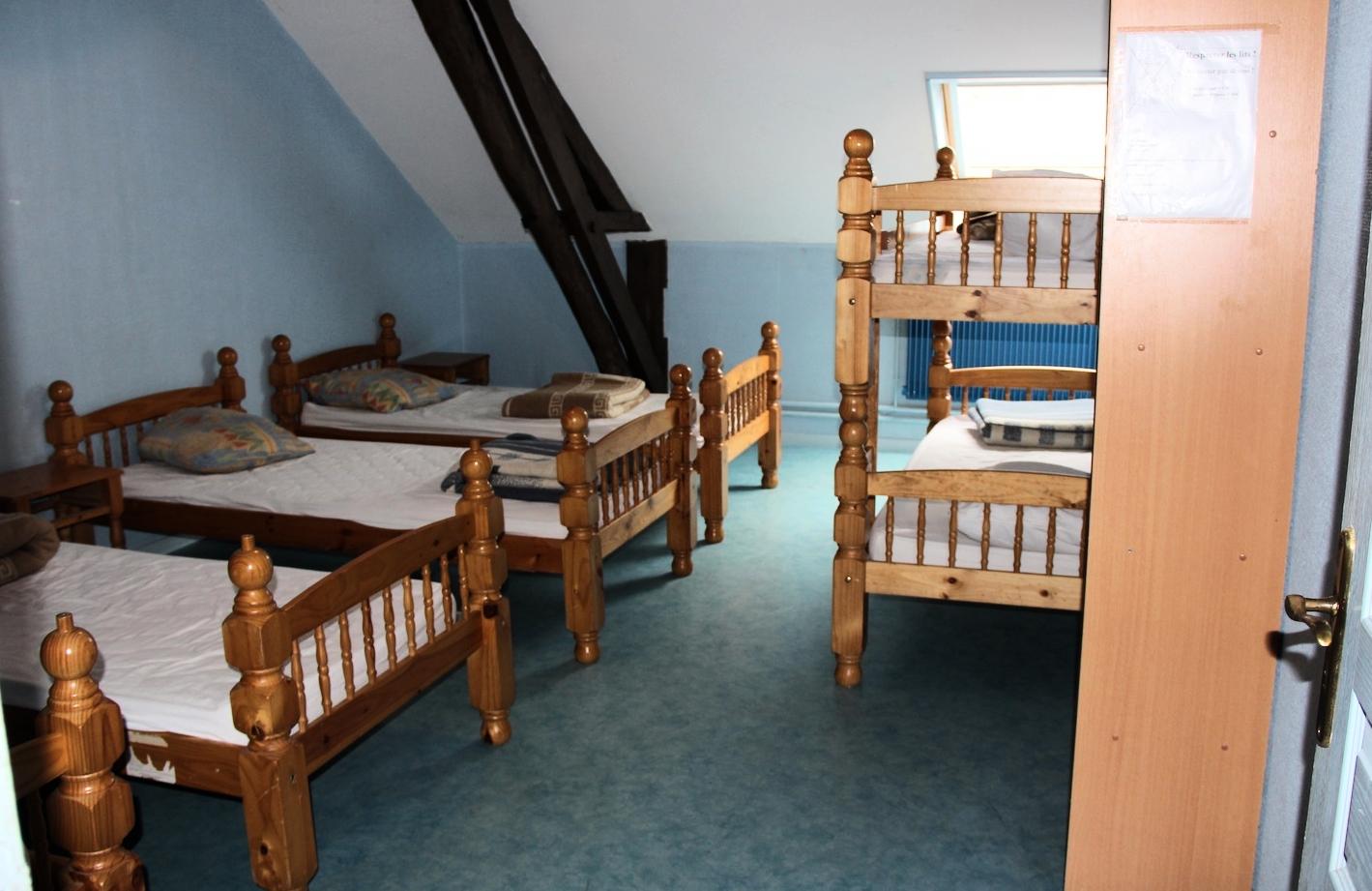 Gîte de 18 chambre
