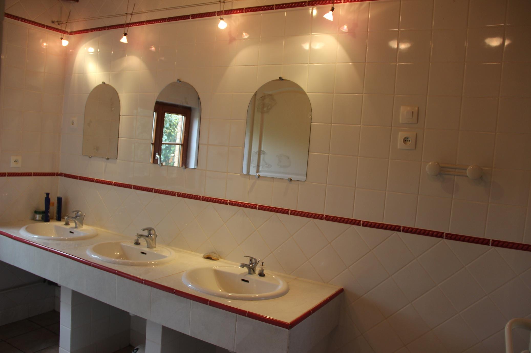 Gîte 20 Salle de bains Le Crotoy
