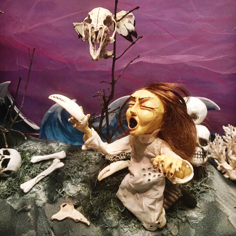 Scene from The Boat of Bones