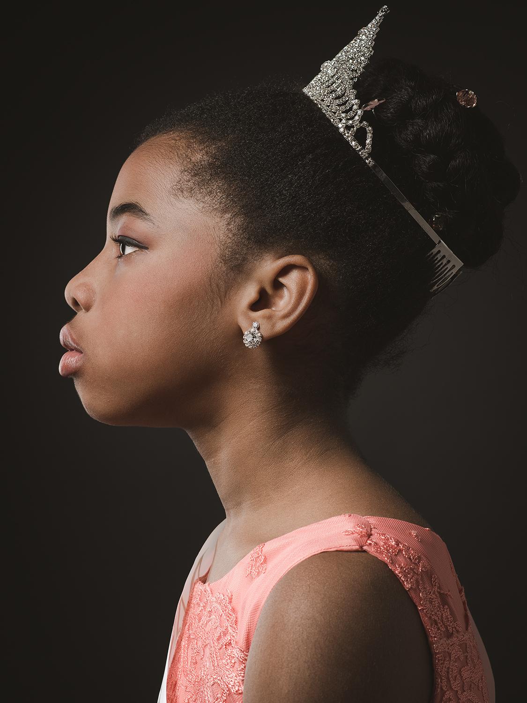 Kimora W, aged 11