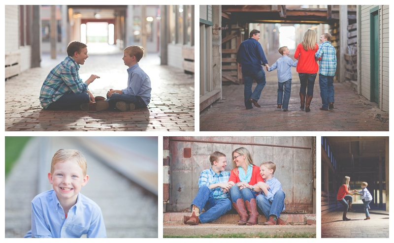 Plum Family, Ft. Worth, Texas