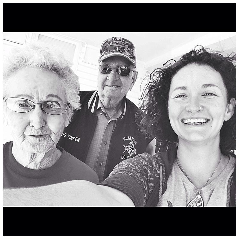 Grandparents McAlester, OK1