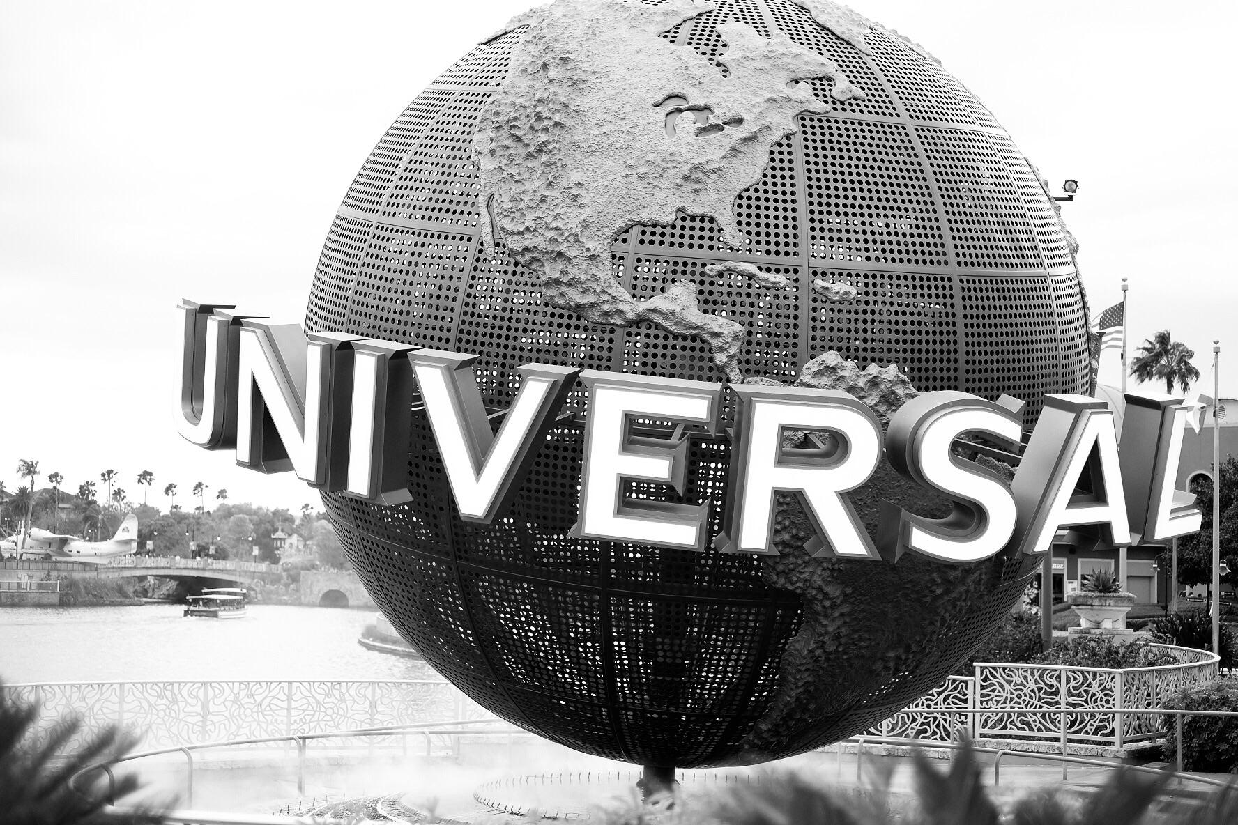 Universal entrance.
