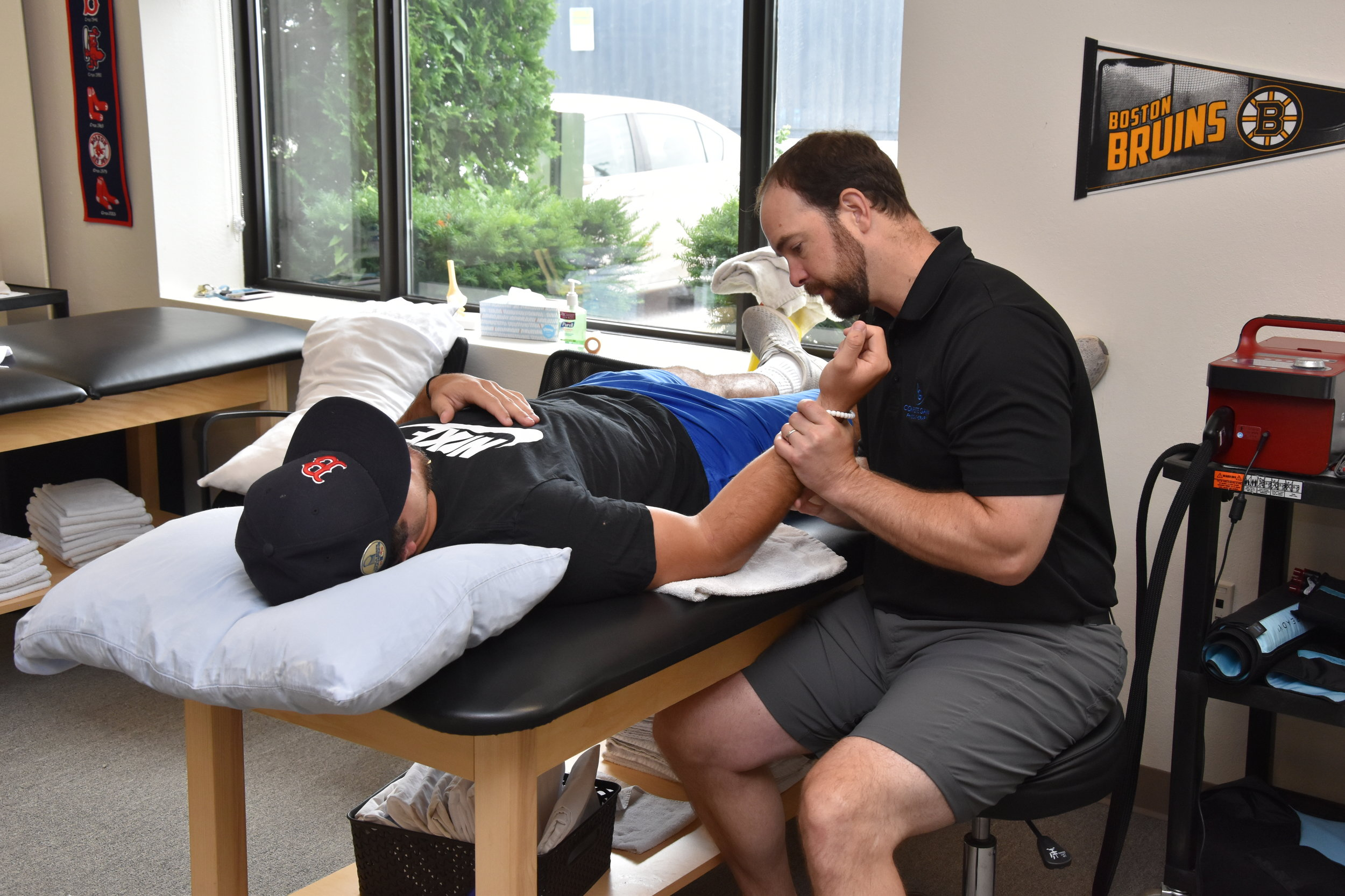 physical therapy services at complete game pt
