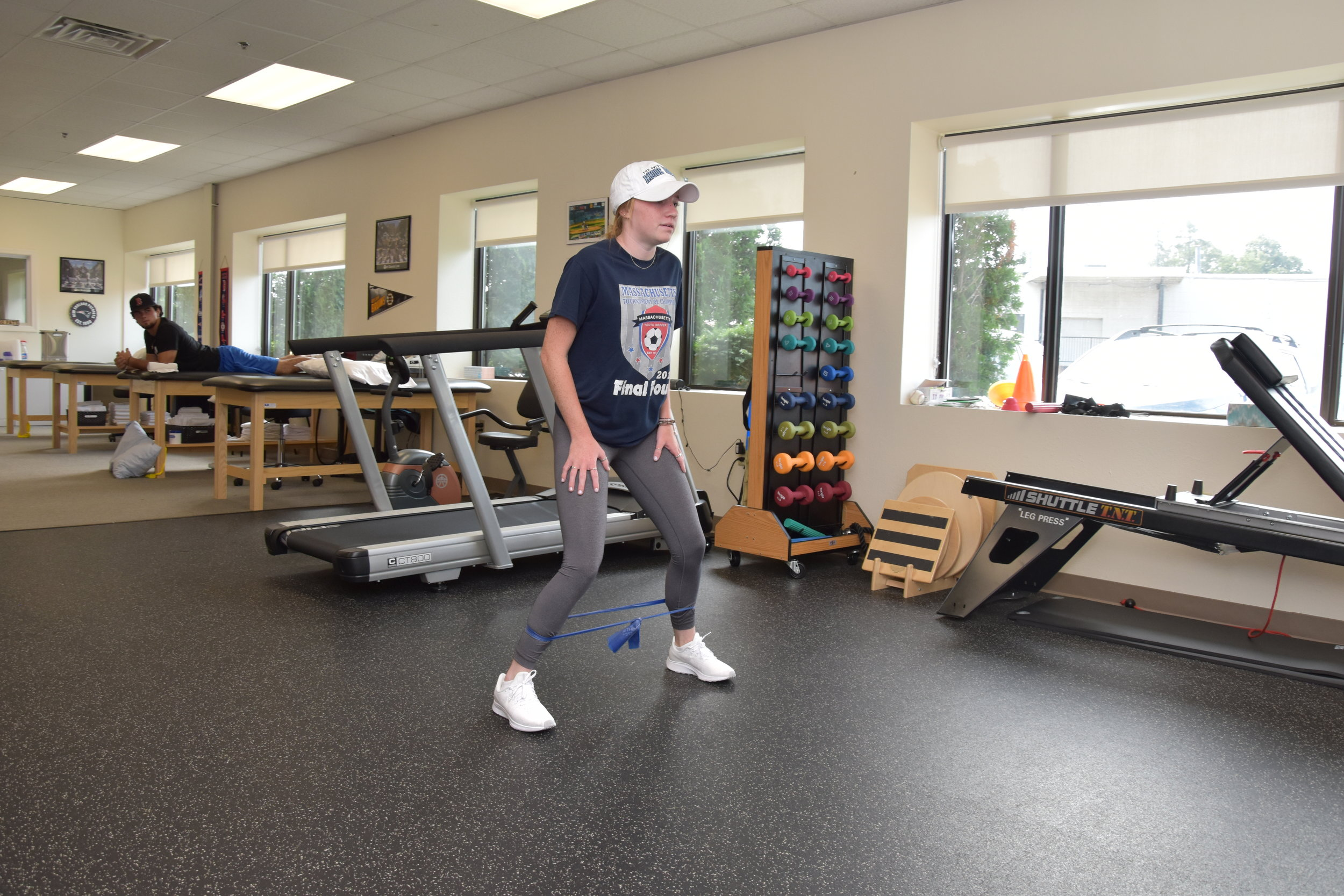 Orthopedic and surgical rehabilitation at Complete Game PT in Lowell MA