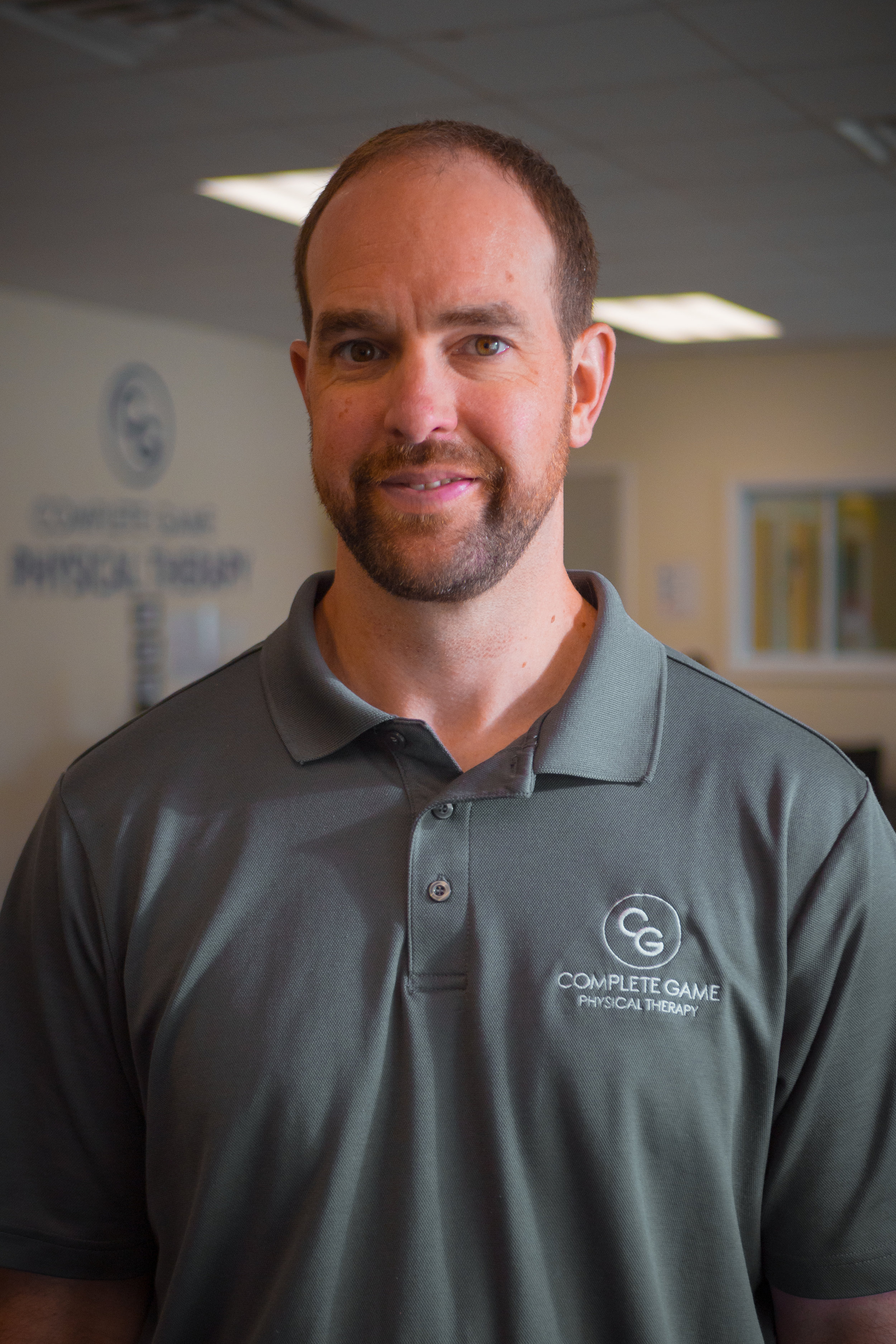 Greg Crossman, owner of Complete Game Physical Therapy in Lowell Massachusetts