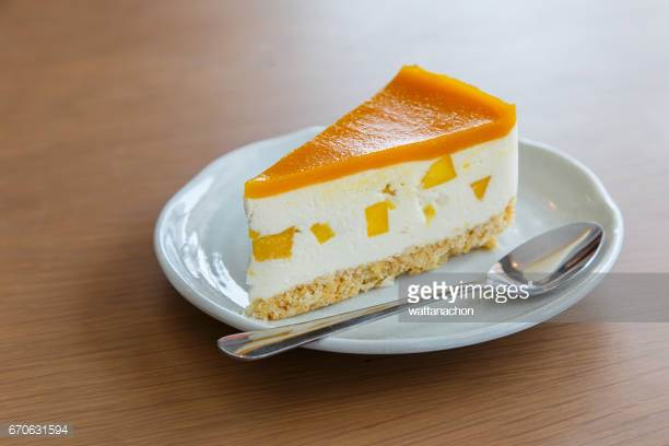 MANGO CHEESECAKE - Topical special€ 24,50