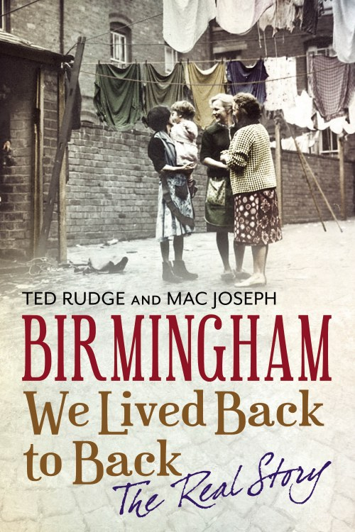 ONE OF OUR BEST SELLERS   Back-to-backs were once the most common form of housing in England, home to the majority of working people in Victorian cities, but they have now almost entirely vanished from our landscape.   BIRMINGHAM : We Lived Back-to-back  is a collection of personal stories of people who grew up in these infamous houses. For some, it was a harsh life, cramped and conducive to sickness' yet 'back-to-backs' were also a hub of life-long friendships, close-knit families, and community sprit.This examination will come as a revelation to modern generations: What it was like to live in a house with one bedroom and no running water?  how did eleven families share two lavatories?This examination will come as a revelation to modern generations: What it was like to live in a house with one bedroom and no running water?  how did eleven families share two lavatories?The rise and fall of the back-to-backs provides a sobering insight into an essential but often overlooked aspect of Birmingham's social and urban history.