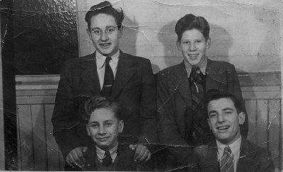 BILLY POND, WALLY STOKES, ALBERT GOODY and KENNY WALTERS