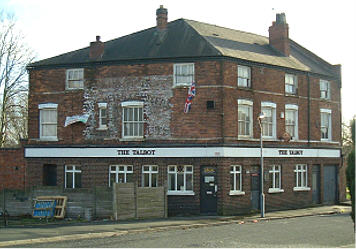 The Talbot public house was demolished 2014