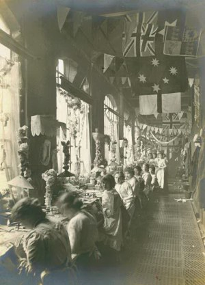 Photograph was taken in 1897 at Wilmott's in the Jewellery Quarter,Queen Victoria's Jubilee Celebration  photo supplied by Mac Joseph