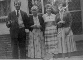 The Cooper family ...41 ? Benson Rd.