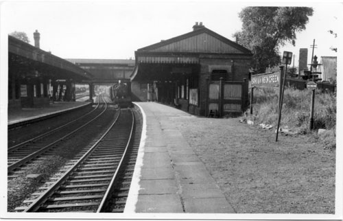 Soho and Winson Green station Benson Road.http://www.railaroundbirmingham.co.uk/Stations/soho_gwr.php