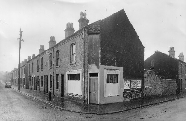 Tommy Harpers Betting Shop 1960s Devonshire Street